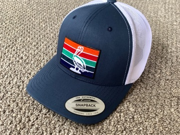 Selling with online payment: St Pete Flag Trucker Hat