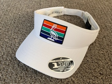 Selling with online payment: St Pete Flag Visor