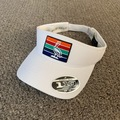 Selling with online payment: St Pete Flag Visor FlexFit