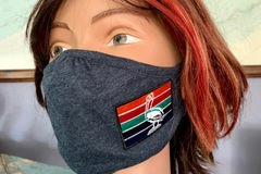 Selling with online payment: St Pete Flag Face Mask