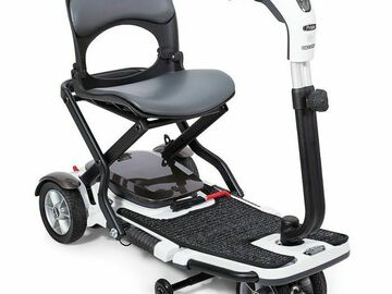 SALE: Go-Go® Folding Scooter 4-Wheel