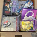 Buy Now: Wholesale Lot 75 New Items - bluray,headphones, tablet cases,etc
