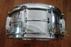 "Selling with online payment: Tama chrome over steel 6.5 x 14"" snare drum Rockstar"