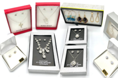 Buy Now: 20 pcs  Boxed Jewelry Assorted Designer styles