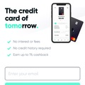 Announcement: A Credit Card without credit check!