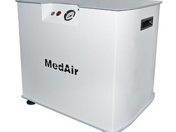 Nieuwe apparatuur: MGF medische compressoren bij Contimeta