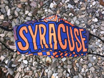 Selling A Singular Item: Syracuse Mask