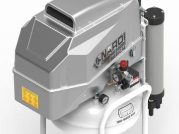 Nieuwe apparatuur: Nardi compressoren bij Conoor