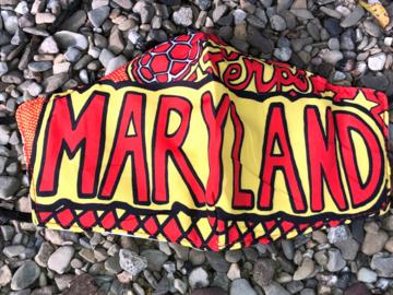 Selling A Singular Item: Maryland Mask
