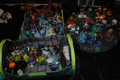 Buy Now: Skylanders Action Figures Collection (75/PC) + Bag & More
