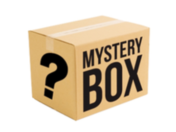 Make An Offer: Mystery Box With Real Gold