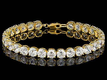 Make An Offer: lab created tennis Bracelet
