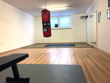 to rent your gym per h: Functional Training Raum, 32 qm - absolut intim und ruhig