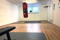 Vermiete Gym pro H: Functional Training Raum, 32 qm - absolut intim und ruhig