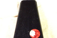 Selling with online payment: Vintage LP 8 1/2 inch cowbell