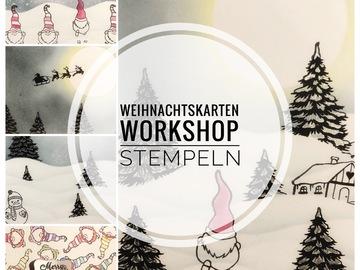 Workshop Angebot (Termine): Weihnachtskarten