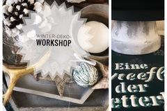 Workshop Angebot (Termine): Weihnachtsdeko