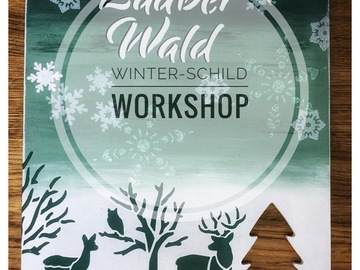 Workshop Angebot (Termine): Winterschild