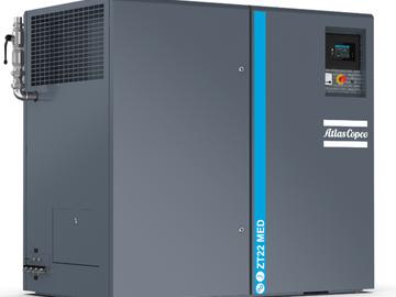 Nieuwe apparatuur: Atlas Copco medische compressoren bij Dentalair