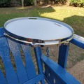 "Selling with online payment: SOLD!Gretsch 14"" Die Cast Snare Side Hoop - very good +"