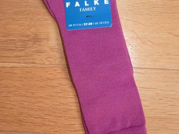 Vente: Paire de chaussettes fille neuves Falke 27-30