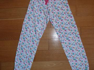 Vente: Bas de pyjama Petit Bateau fille 8 ans TBE