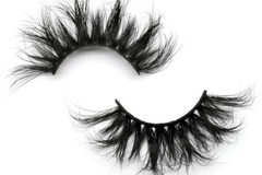 Buy Now: 25 pairs of 3D Mink lashes