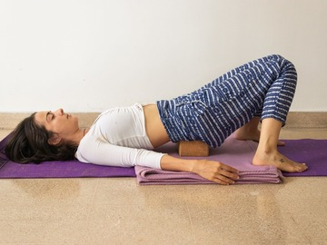 Private Session Offering: Restorative Yoga Class