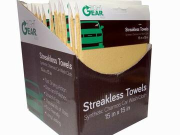 Buy Now: Right Gear – Streakless Towel Synthetic Chamois Wash Cloth