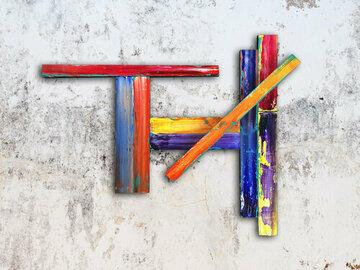 Sell Artworks: CROSS MY HEART