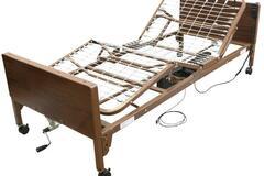 RENTAL: Full Electric Homecare Bed Rental | Delivered in Mississauga