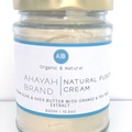 For Sale: Natural Fusion Cream by Ahayah Brand - Large jar