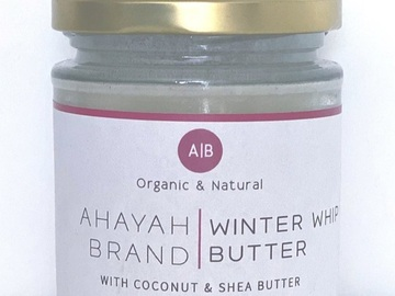For Sale: Winter Whip Butter by Ahayah Brand (Large)