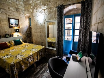 Rooms for rent: Entire one bedroom Apartment in Birgu (incl internet)
