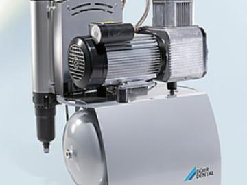 Nieuwe apparatuur: Durr Dental compressoren bij Rodeq