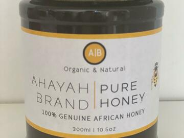 For Sale: Pure Honey by Ahayah Brand (Small)