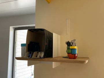 Selling with online payment: Brand new wall shelf from Tree still in original packaging