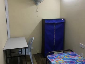For rent: Room rental at SS14, Subang Jaya with Facilities Provided