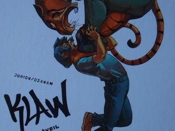 "Selling: BD ""KLAW - 1 - EVEIL"" - Jurion/Ozanam - Le Lombard"