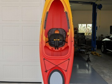 Renting out with online payment: L.L. Bean Kayak Rental