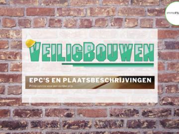 .: VeiligBouwen |  EPC's en plaatsbeschrijvingen