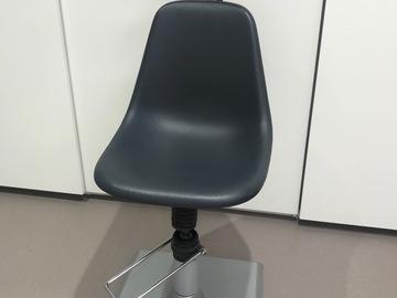 Gebruikte apparatuur: Jörg&sohn röntgen/afdruk stoel, antraciet