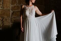 Ilmoitus: Romantic Boho Dress from Essense of Australia