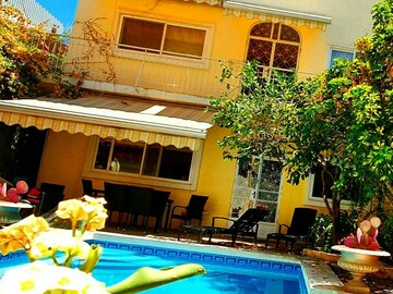 Rooms for rent: Single room in Bohemian house San Gwann (friendly cats)