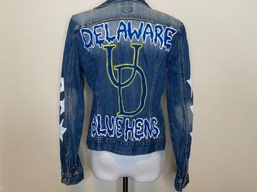 Selling A Singular Item: Delaware Custom Made New Jean Jacket