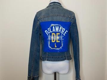 Selling A Singular Item: Delaware Custom Made Jean Jacket