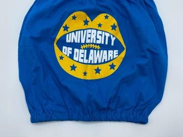 Selling A Singular Item: Delaware Blue Tube Top