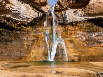 Info Only: Calf Creek Falls
