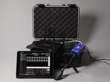 Vermieten: Wireless DMX Steuerung