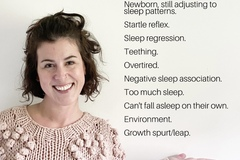 Support Services: Certified Pediatric Sleep Coach